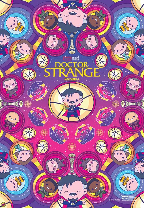 Doctor Strange || Chibi