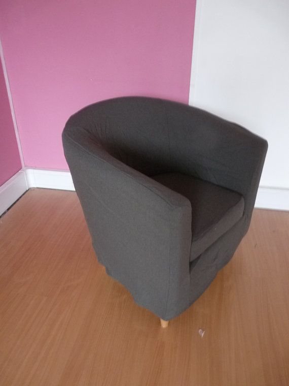 Slip cover for the Ikea Ektorp Tullsta tub by