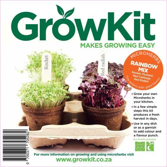 GrowKit Rainbox Mix