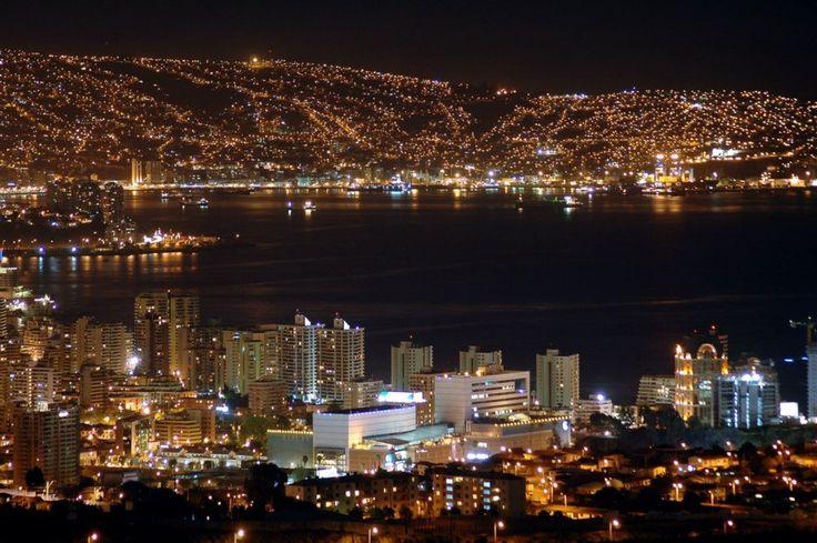 Cerros de Valparaiso