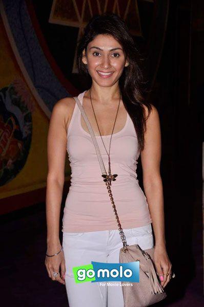 Manjari Phadnis at the Manasi Parekh Gohil's musical play 'Club Desire' at NCPA in Mumbai