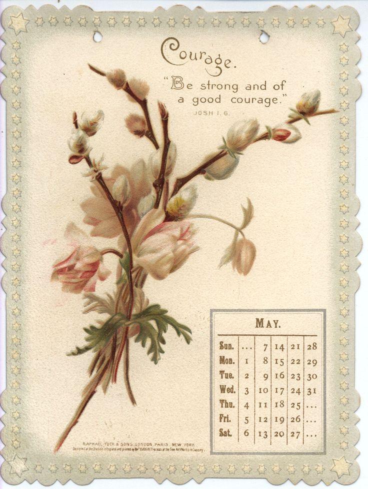 Календари и открытки по