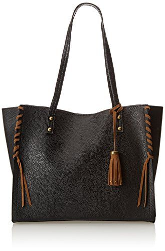 Jessica Simpson Lolita Whip with Removable Pouch Travel Tote
