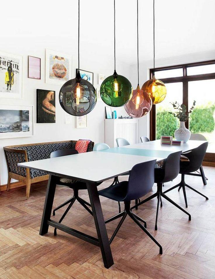 Les 25 meilleures id es concernant clairage de restaurant - Ou acheter une table de salle a manger ...