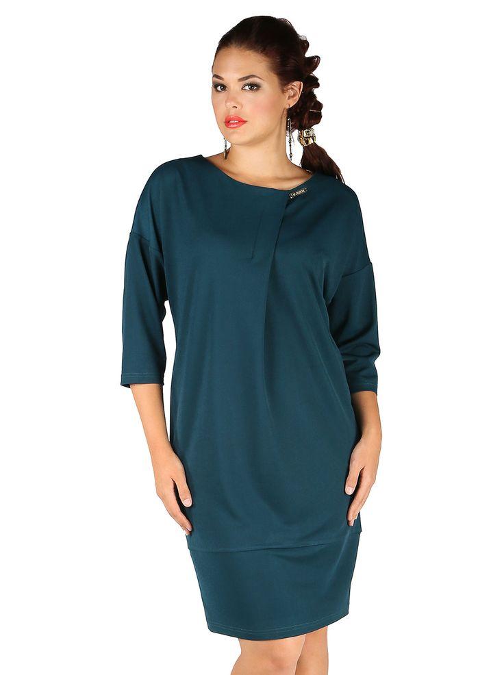 Платье Novita 393/1 Изумрудный