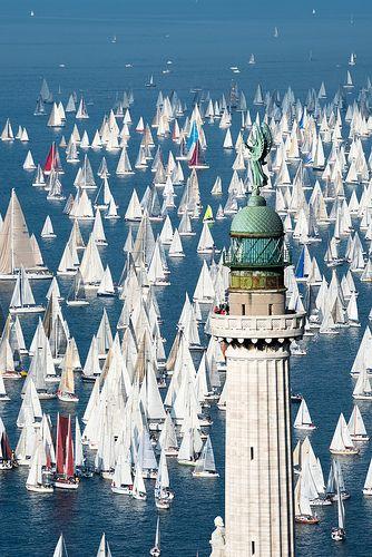 La Barcolana ~ Trieste, Italy