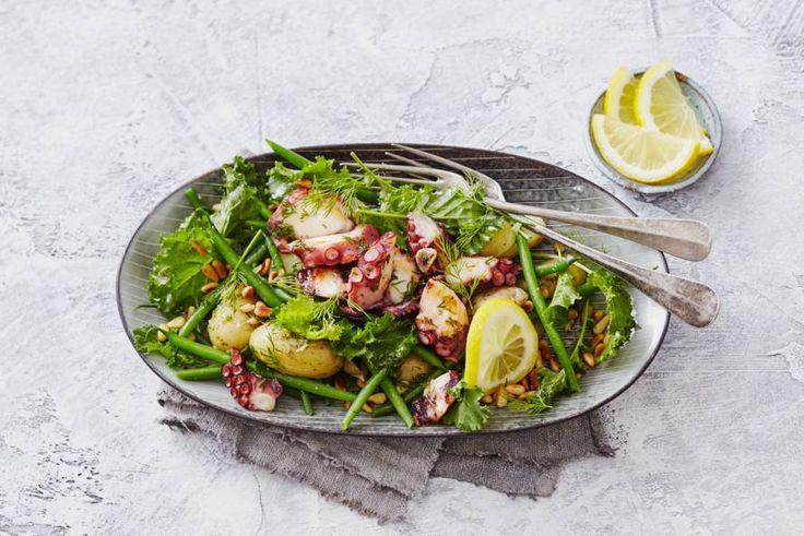 Dit bijzondere voorgerecht kun je ook heel goed als luxe lunch serveren - Recept - Allerhande