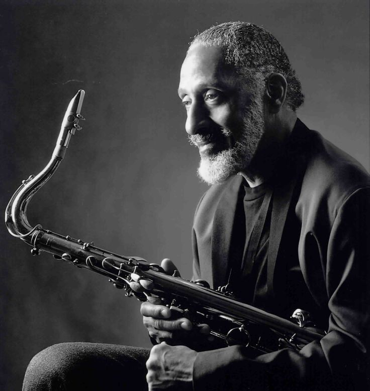 "Theodore Walter ""Sonny"" Rollins (b.Sept 7 1930, NYC, NY): American jazz tenor saxophonist; widely recognized as among most important & influential of jazz musicians. Wikipedia"