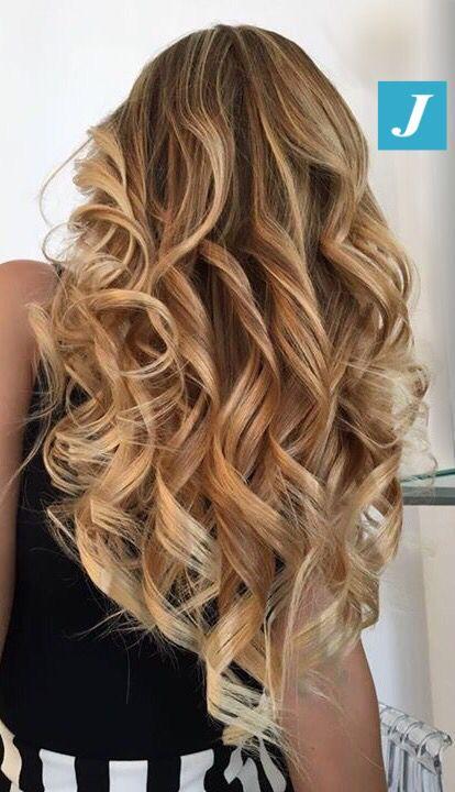 Perfection _ Degradé Joelle #cdj #degradejoelle #tagliopuntearia #degradé #igers #musthave #hair #hairstyle #haircolour #longhair #ootd #hairfashion #madeinitaly #wellastudionyc