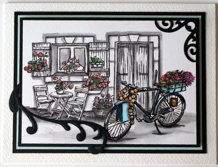 Sheena Douglass – Crafts, Papercrafting, Stamps, Create & Craft » THE FRENCH COLLECTION