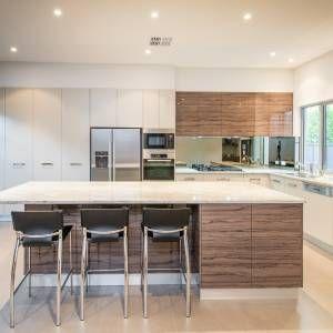 Kitchen Island Bench Designs