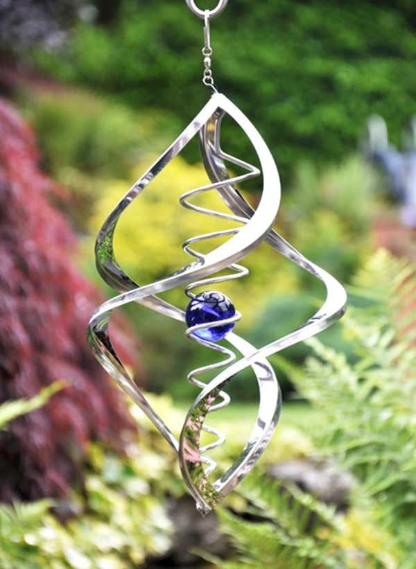 Marble Spiral Nova - Wind Spinners | Garden Decorations ...
