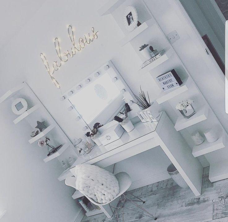 Fantastic Girls Bedroom Wallpaper, Mädchen-Schlafzimmer-Ideen #MädchenSchlafzi…