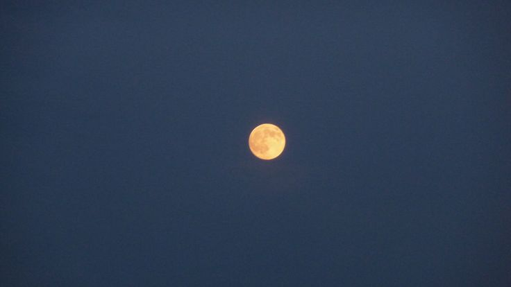 Full moon shot from Red River Ex 2013 Saturday nite about 930pm