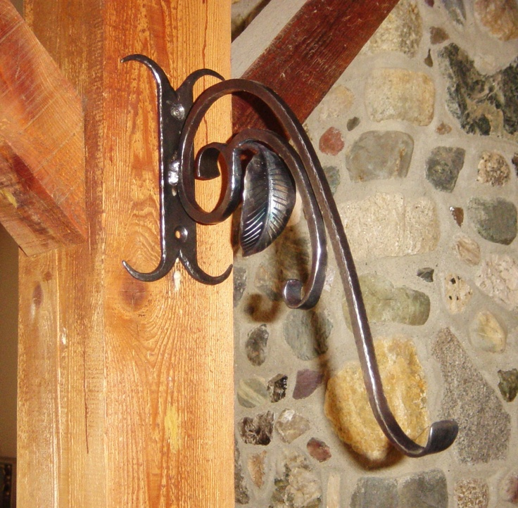176 Best Images About Hooks On Pinterest Railroad Spikes