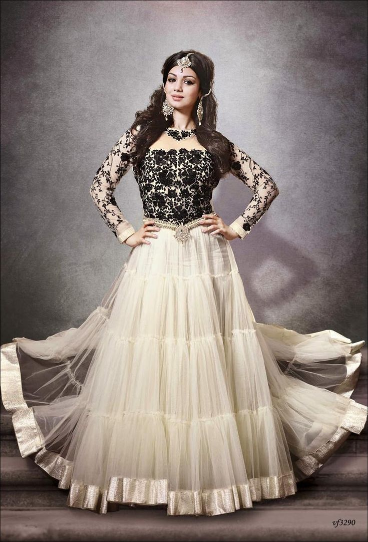 Heavy Bridal Dresses for Indian Girls