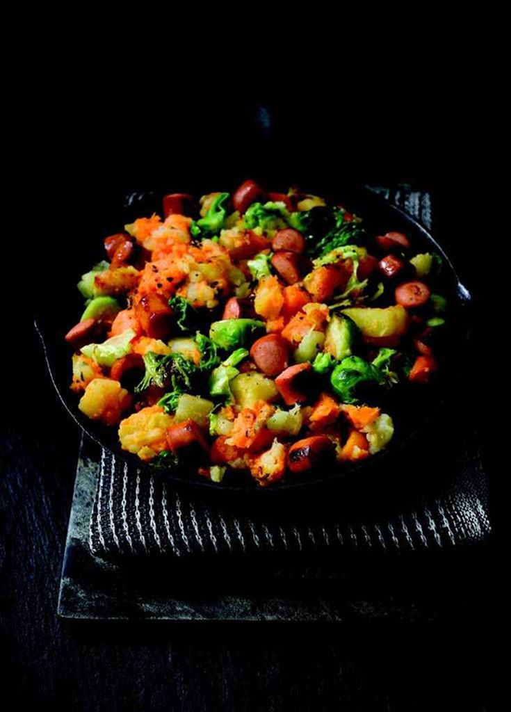 HERTA Root Veg Hash - Try something a bit different with this delicious dish!