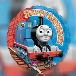 Thomas the Train Birthday