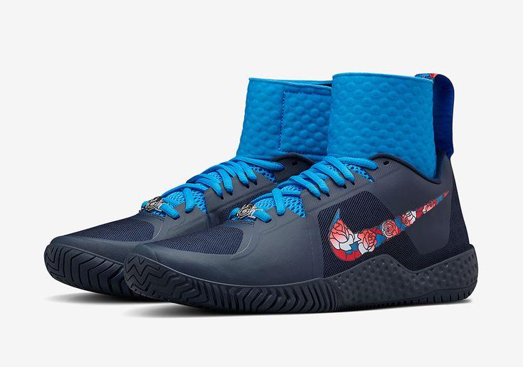 NikeCourt Flare Serena Williams Floral | SneakerNews.com