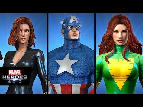 Marvel Heroes 2016 - The Best Marvel Heroes Game For PC #2