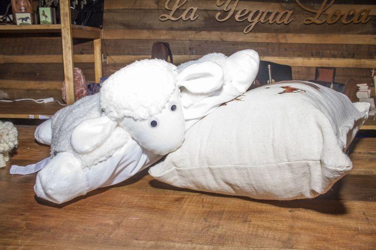 Cojín de oveja. #souvenirs #hotelboutique #chile #magallanes #travel #puntaarenas