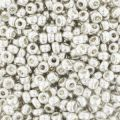 Rocaille Miyuki 11/0 1051 - Galvanized Silver
