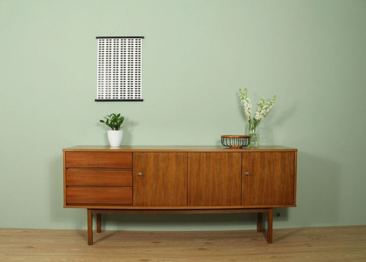 1000 ideas about sideboard nussbaum on pinterest lowboard eiche and nachtkonsole. Black Bedroom Furniture Sets. Home Design Ideas
