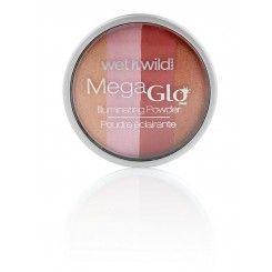 Wet n Wild Glo Illuminating Powder No. 345, Catwalk Pink