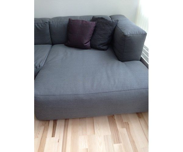 Sofa, uld, 5 pers. , HAY MAGS SOFT, Næsten ny Hay Mags Soft