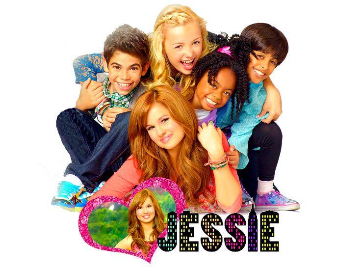 Brand New T-shirt Disney Jessie TV Show