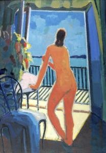 Georg Paul Heyduck - Vor Dem Fenster (1960)
