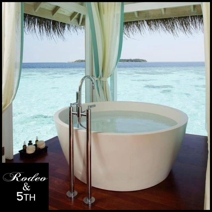 Sunday Morning View In Maldives Rodeoand5th Luxury Travel