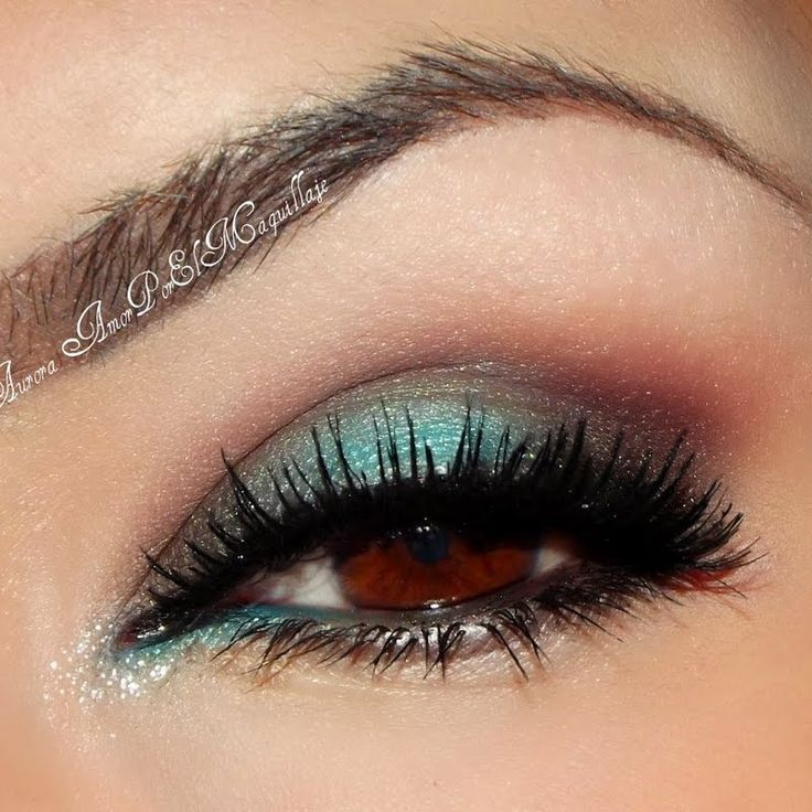 DIY :: Mint & Wine :: TFSI, BH Cosmetics 120 Color Eyeshadow Palette 5th Edition, NYX Loose e/s in Glitter White, La Demobelle Lashes, Lancome Le Crayon Khol Eyeliner Pencil in Black Lapis/Black Noir, MAC Haute & Naughty Lash Mascara, Ardell Brow Powder in Medium Brown