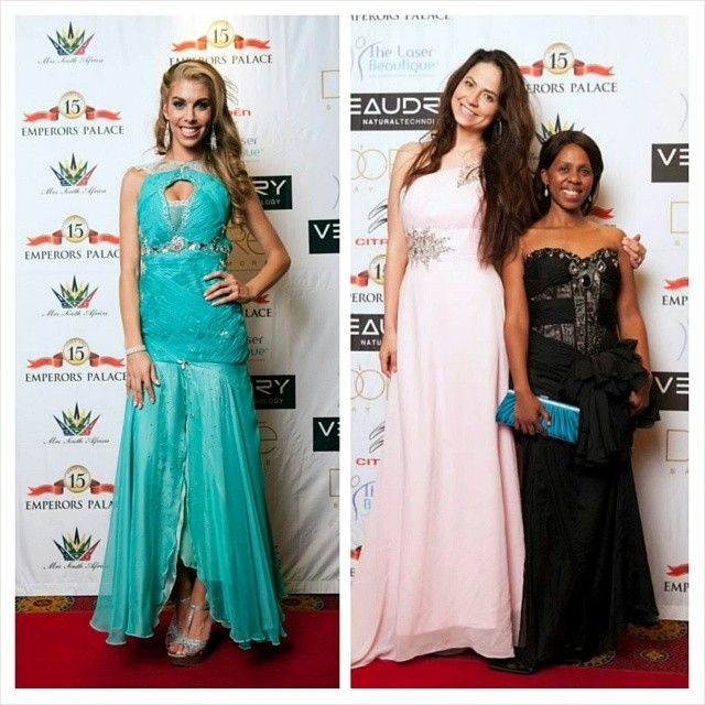 ALL #SyleWearhouse dresses  #SheIsBonafide #MirellVentura #MrsSouthAfricaFinalists #MrsSAFinalists