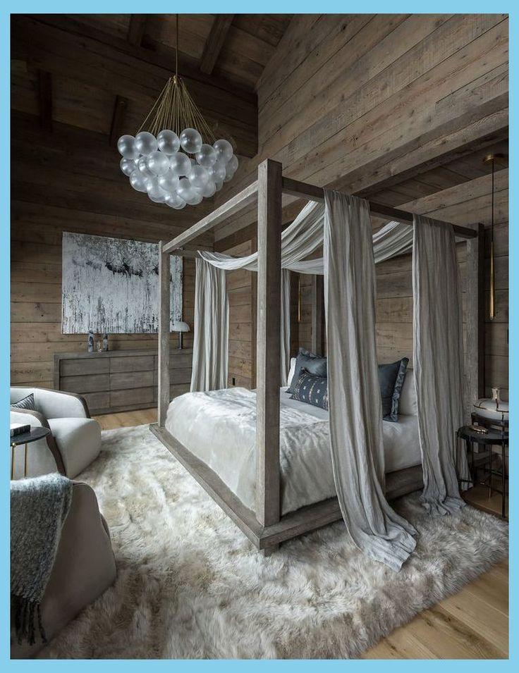 DIY Bedroom Furniture DIY Bed Frame Ideas Canopy bed