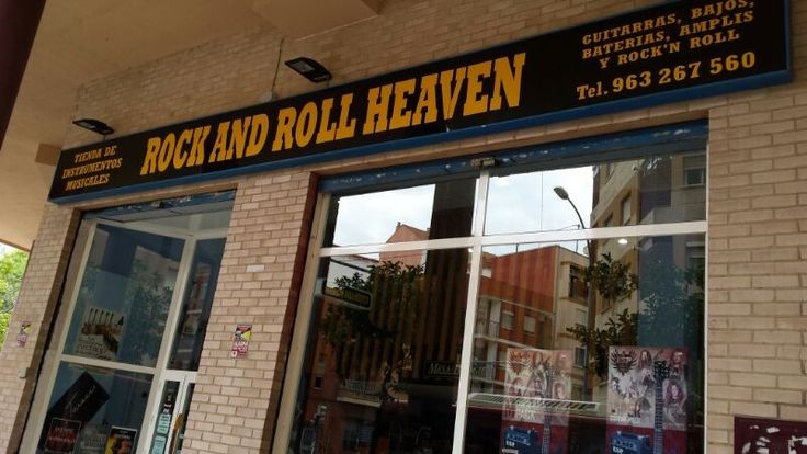 Rock & Roll HeaRock & Roll Heavenven en Valencia, Valencia