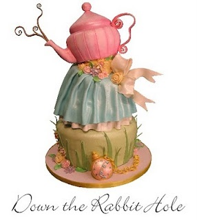 Alice's Tea Party Cake