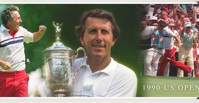 On this day, In 1945... Three time US Open winner, Hale Irwin was born