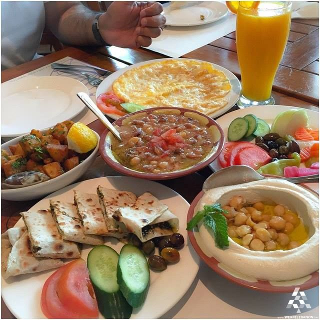 17 best images about lebanese food on pinterest pastries for Table 52 brunch menu
