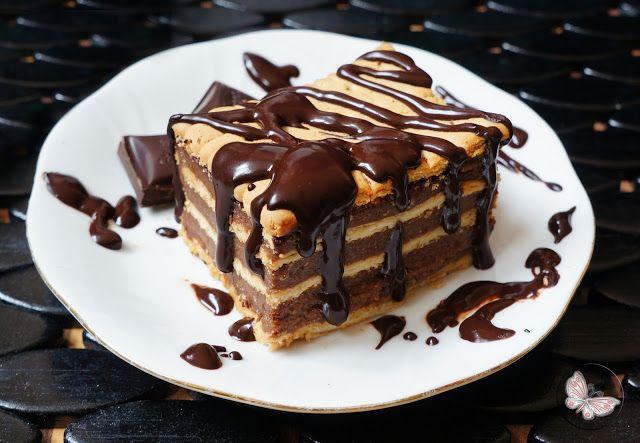 Doprawione fantazją...: ciasta