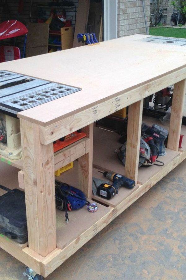 Woodworking Bench Plans Design No 13605 Smart Woodworking Bench
