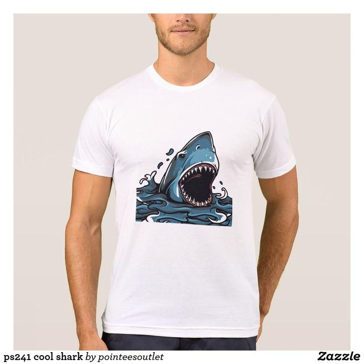 ps241 cool shark tees #tees #tshirt #t-shirt #shirt #cool #clothing