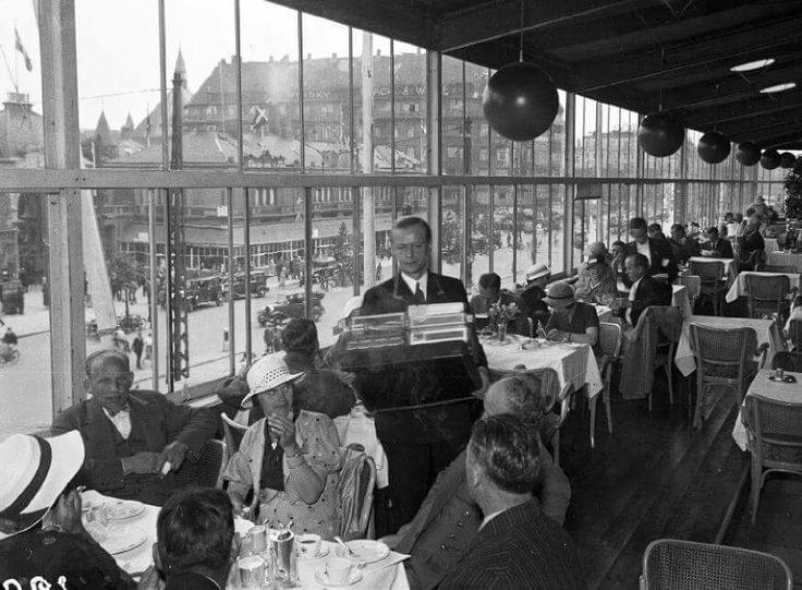 Restaurant National Scala i 1930erne