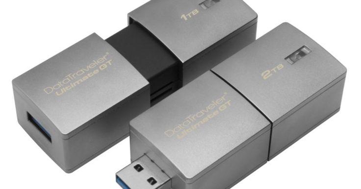 世界初、「2TB」のUSBメモリが登場。キングストンの『DataTraveler Ultimate GT』2月発売 - Engadget 日本版