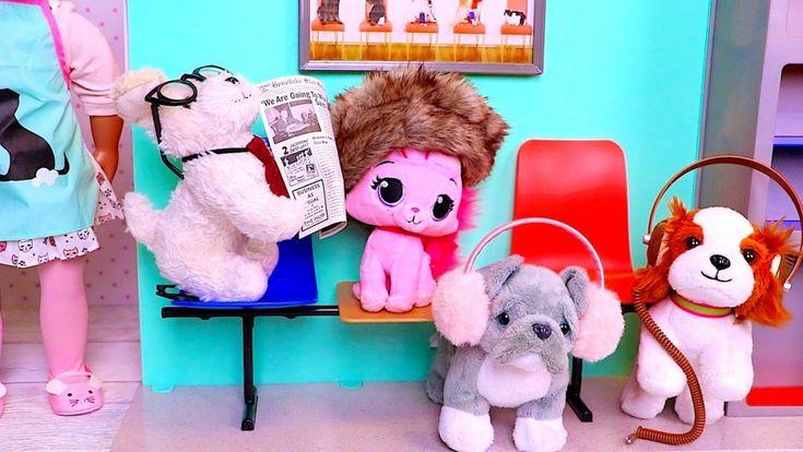 Our Generation Pet Vet Salon   Playtoys