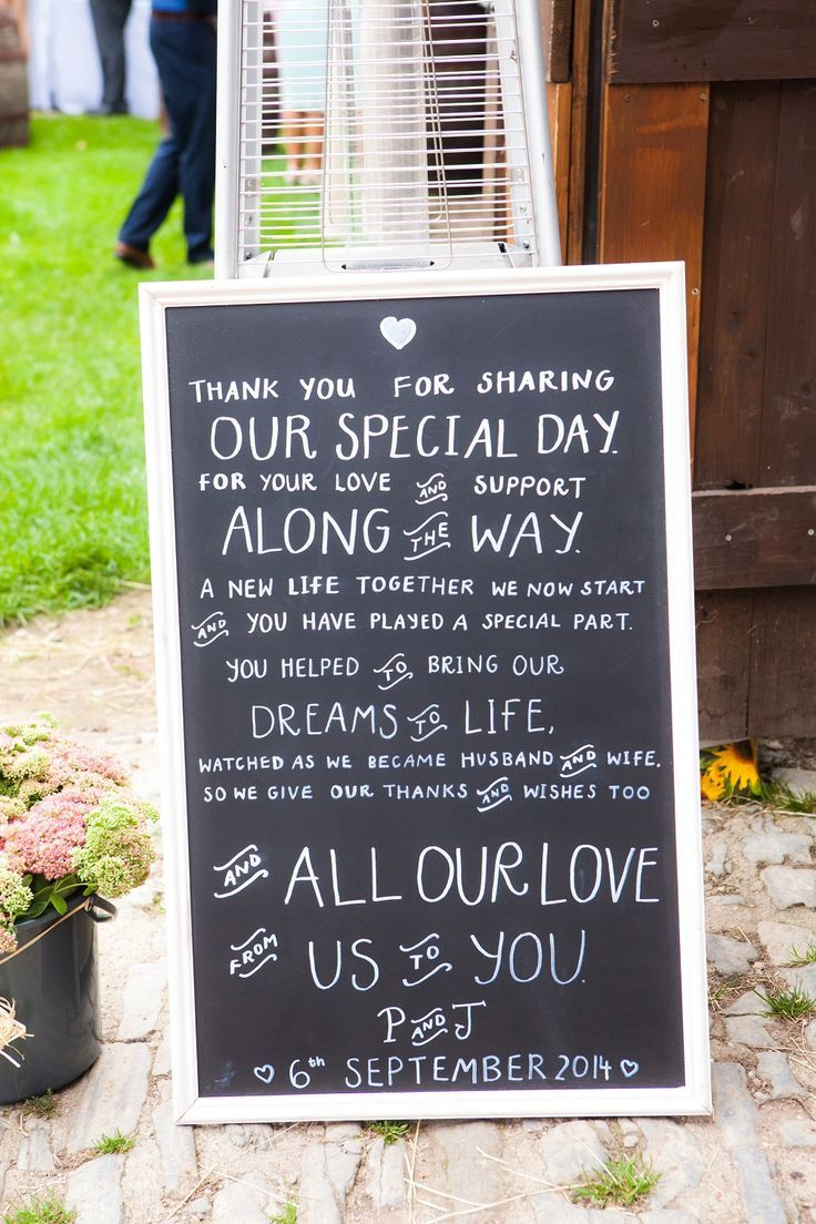 best bridesmaid poems ideas pinterest wedding day chalkboard blackboard thank you sign image julie warner photography wendy