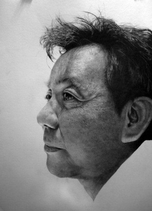 Best Ruben Belloso Adorna Pastel Artist Images On Pinterest - Artist uses pencils to create striking hyper realistic portraits