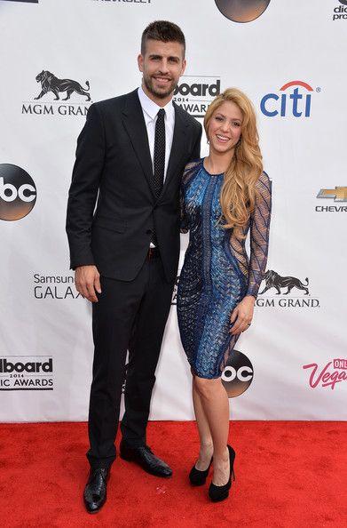 Shakira - 2014 Billboard Music Awards - Arrivals