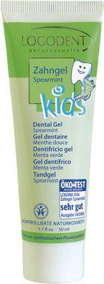 Logona Logodent Spearmint gyermek fogkrém - 50 ml