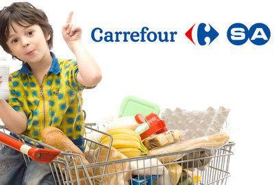 20-летний юбилей Carrefour